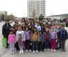 Децата и учениците от с. Алдомировци празнуват